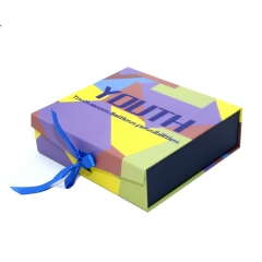 Folding Gift Box, Fashion Color Gift Box