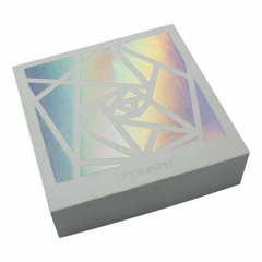 Colored Gift Boxes With Lids