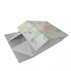 Flower Wrapping Gift Box